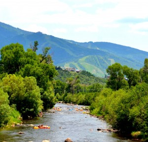 Tubing the Yampa 7-4-2013 1-06-19 AM