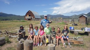 Reading on Ranches with BookTrails